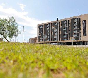 El brazo inmobiliario de Criteria Caixa desarrolla nueve promociones