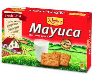 Arluy renueva sus galletas 'Mayuca'