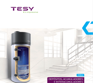 TESY lanza un nuevo catálogo para su gama PRO