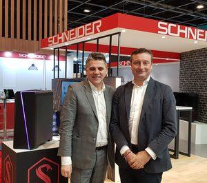 Admea se alía con Pitma para distribuir Schneider en España y Portugal