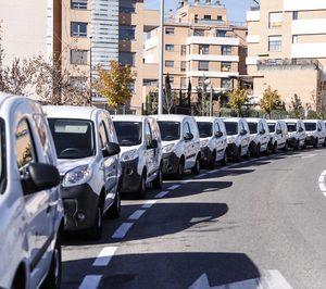 Seur incorpora 100 nuevos vehículos a su flota ecológica