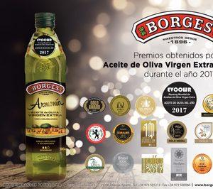 Borges Hojiblanca recibe el premio EVOO of the Year 2017