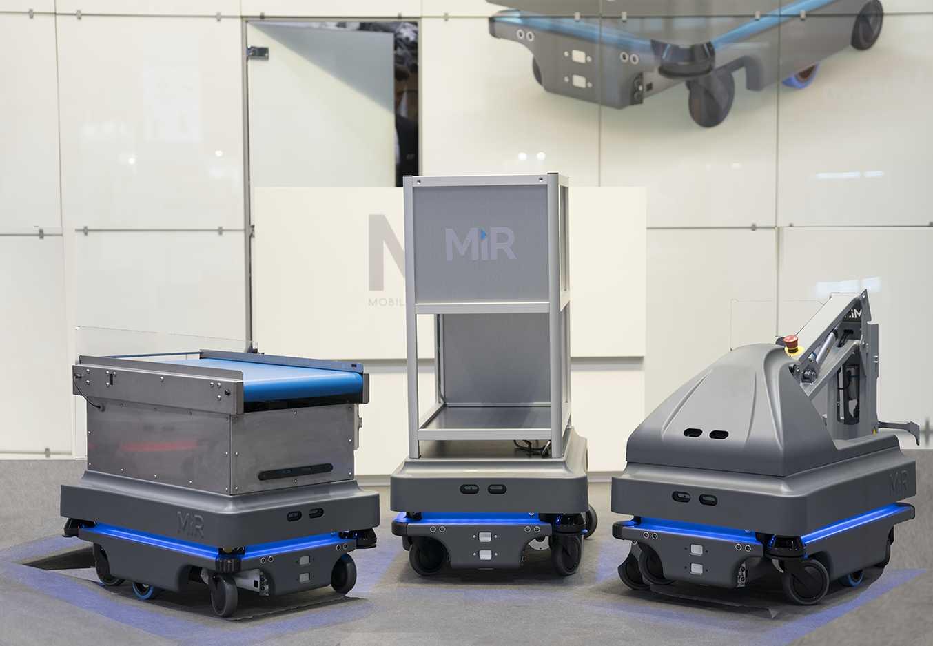 Un Robot Móvil Autónomo y un Vehículo Guiado Tradicional ¿Cuál es la diferencia?