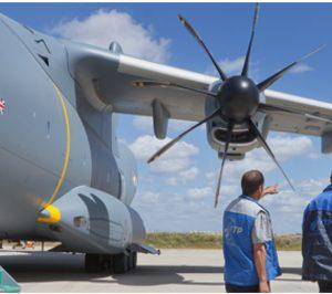 Ceva Logistics renueva y amplía su contrato con ITP Aero