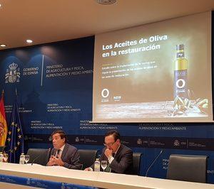 El canal horeca cumple la ley sobre aceite de oliva etiquetado