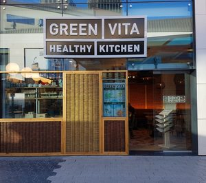 GreenVita suma su quinto local en Barcelona