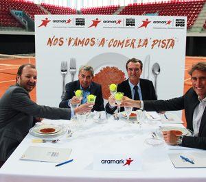 Aramark atenderá la restauración del Mutua Madrid Open