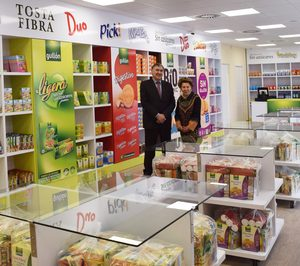 Gullón estrena tienda propia en Aguilar de Campoo