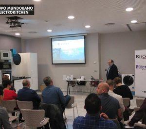 Mundobaño Levante muestra las novedades de Candy en Murcia