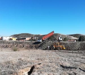Continúan las obras de urbanización en Los Ahijones