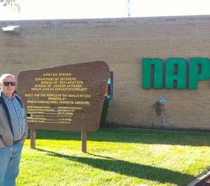 'La Abuela Carmen' exporta su modelo a los indios navajos de EEUU