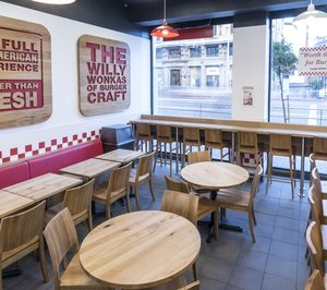 Five Guys aterriza en Cataluña