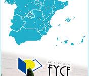 Grupo Fyce amplía su red con seis nuevos asociados