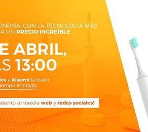 Xiaomi lanza el cepillo de dientes Mi Electric Toothbrush