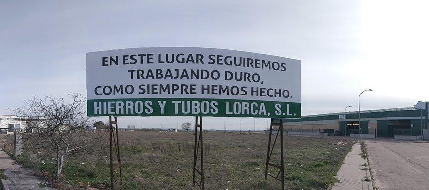 Hierros y Tubos Lorca crece y proyecta ampliación