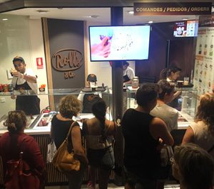 La cadena de heladerías catalana comienza su expansión por España