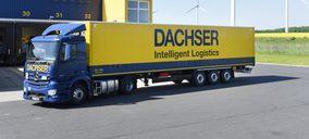 Dachser crece un 2% en la Península y anuncia inversiones