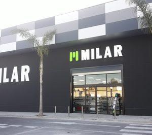 Milar abre una nueva tienda en Sagunto
