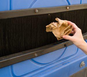 Repacar urge mejorar la calidad del papel recuperado en el contenedor azul