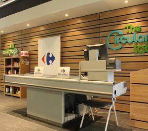 TheCircularLab y Carrefour desarrollan un proyecto de reciclado