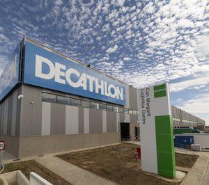 Decathlon tendrá operativo su séptimo centro logístico a final de año