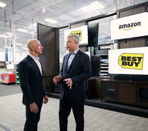 Amazon se asocia con Best Buy incorporando Alexa en smart tv