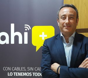 Alfonso Oliva, director de despliegues de fibra de AHÍ+