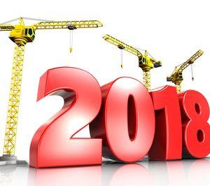 La construcción acapara el 23% de las empresas creadas en 2018