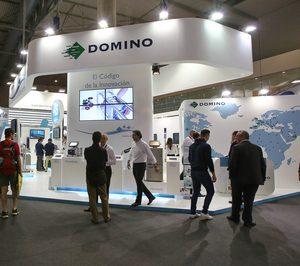 Domino lleva a Hispack sus soluciones para Industria 4.0