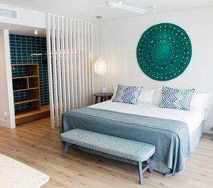 El Blaumar reforma la mitad de sus habitaciones en Salou por 2 M