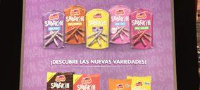 Campofrío marca la tendencia en snacks