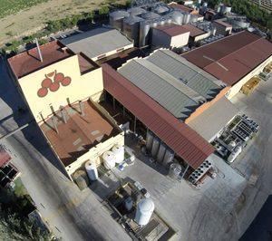 Grupo Vinos & Bodegas invierte en sus instalaciones de zumos y vinos