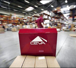 La naviera CMA-CGM tomará una participación en Ceva Logistics