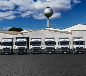 Transportes Alonso Salcedo suma un centenar de vehículos