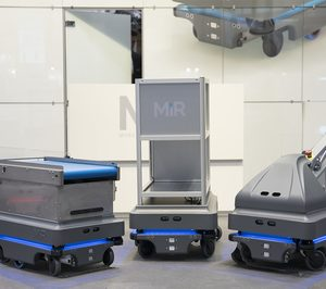 Mobile Industrial Robots asiste a Hispack