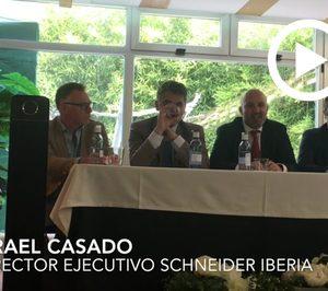Puesta de largo de Schneider en su acuerdo de ADMEA con Grupo Pitma