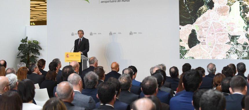 El Plan Inmobiliario del Aeropuerto Adolfo Suárez Madrid-Barajas absorberá 3.000 M€