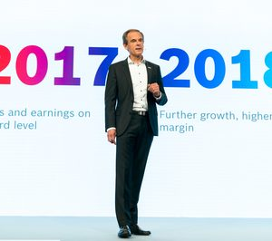 Grupo Bosch prevé crecer entre un 2 y un 3% en 2018