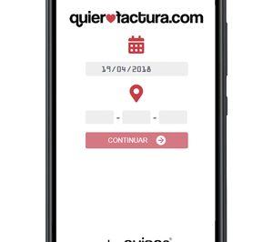 Quierofactura.com, plataforma para facilitar facturas en restauración