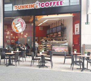 Dunkin Coffee abre en el C.C. Alisios su tercer local en Gran Canaria