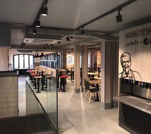 KFC abre sendas franquicias en Madrid y Gandía