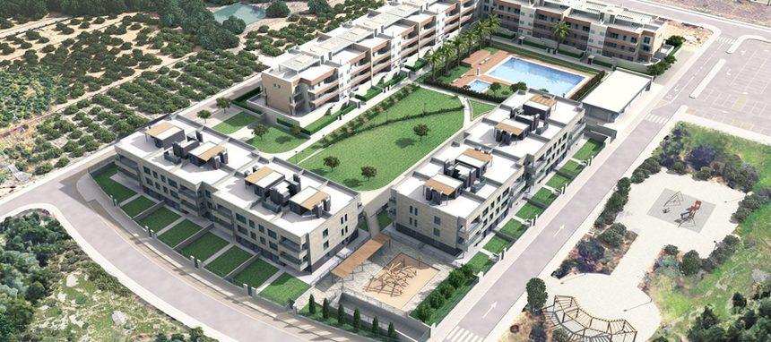 Grupo Lar desarrolla 3.450 nuevas viviendas