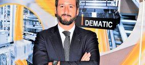 """César Nosti (Dematic): """"Los sistemas 4.0 ofrecen mayor predictibilidad y más velocidad de respuesta"""""""