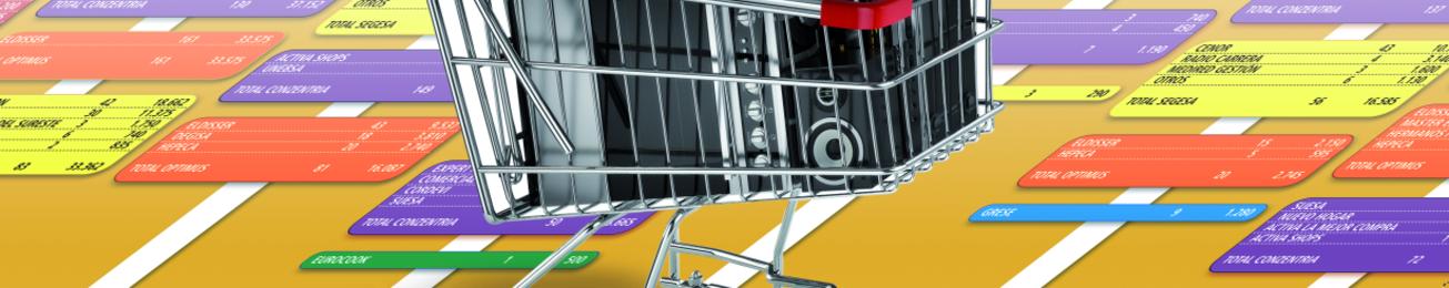 Informe 2018 del sector de Distribución minorista de Electrodomésticos por superficie en España