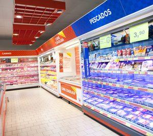 ¿En qué comunidad autónoma hay menos supermercados de descuento?