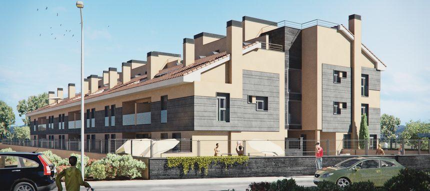 Vimarsa desarrolla 250 viviendas hasta 2021