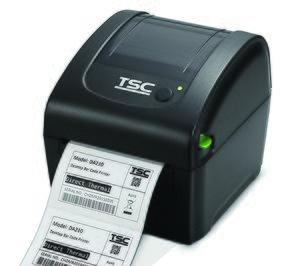 TSC presenta nuevos modelos de impresoras de etiquetas de escritorio