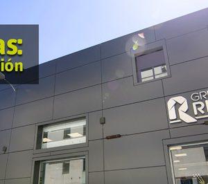 Grupo Rias inaugura almacén