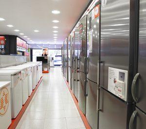 La venta de electrodomésticos se impulsa en abril
