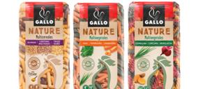 Pastas Gallo incorpora superalimentos a su nueva gama Nature